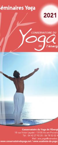 Séminaires Yoga 2021