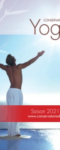 Académie de Yoga d'Aix-en-Provenceplaquette2021-2022
